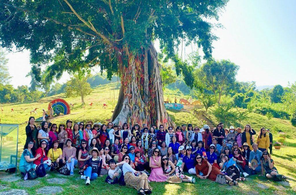 Hội hưu trí Khatoco tổ chức gặp mặt đầu Xuân Tân Sửu 2021