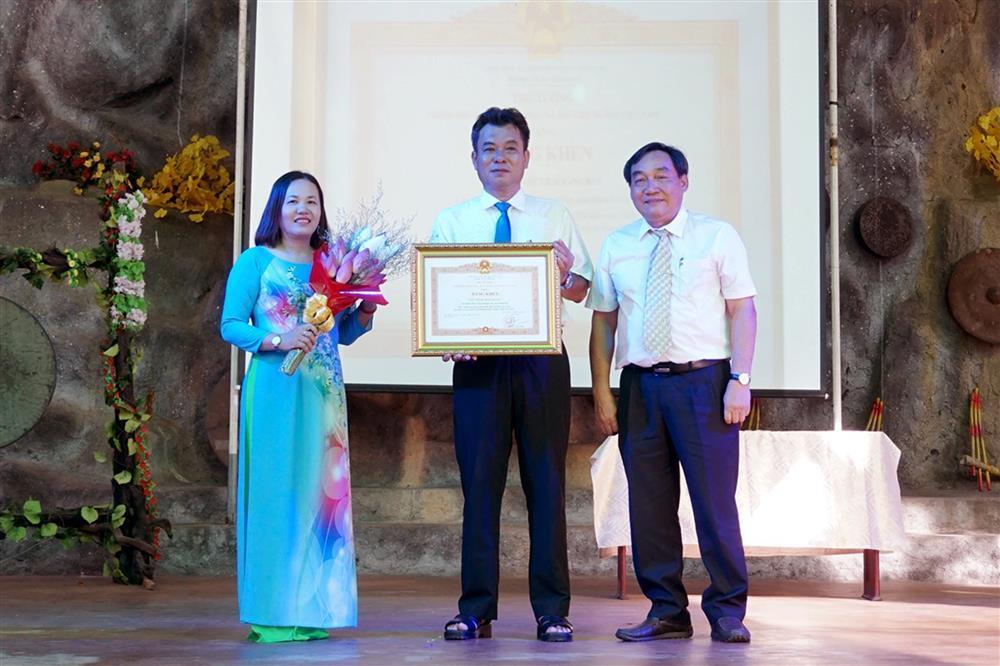 Công viên Du lịch Yang Bay vinh dự nhận bằng khen của Thủ tướng Chính phủ